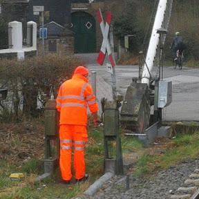 Bahnübergang Posten Herbede