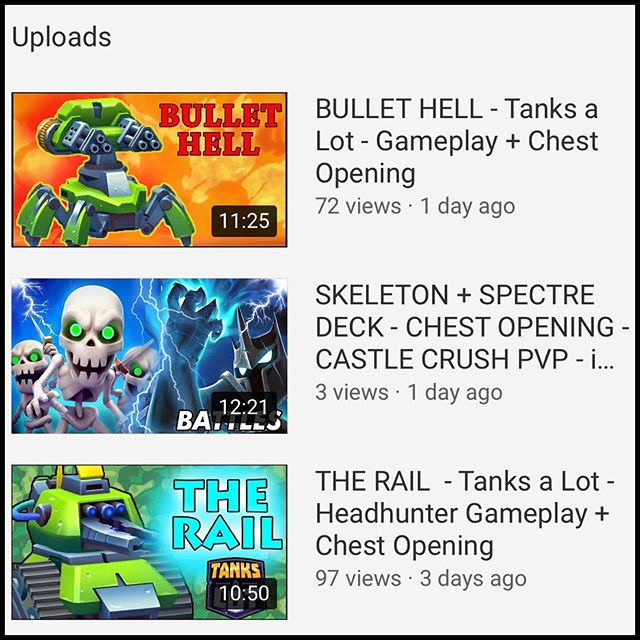 Still making vids... come say HI ✌️ #tanksalot #tanksalotgame #iphone #app #apps #ios #android #androidgame #tank #tanksgame #game #gamer #mobilegamer #gaming @tanksalot_game #castlecrush #castlecrushers @castlecrush_official #castlecrushgame