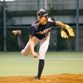草野球プレーヤー「モト」〜野球上達ヒントch