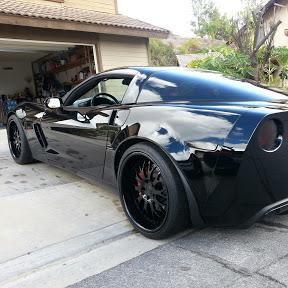 Corvette Nut