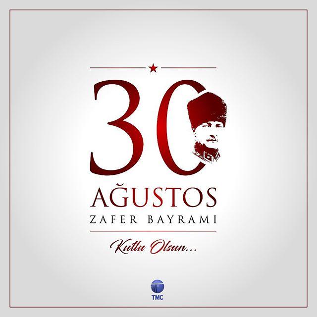 30 Ağustos Zafer Bayramı kutlu olsun! #30ağustos
