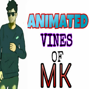 Animated vines of mk