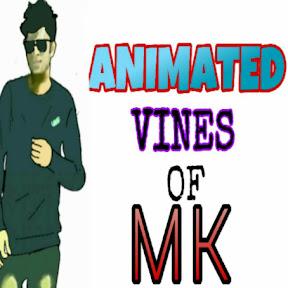 Animated vines of mk