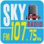SKY RADIO FM107.75MHz