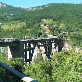 Đurđevića Tara Bridge - Topic