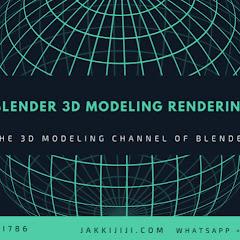 Blender 3d Modeling Rendering