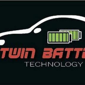 TWIN BATTERY technology