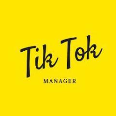Tik tok Manager