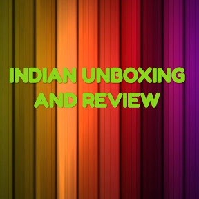 INDIAN UNBOXING AND REVIEW