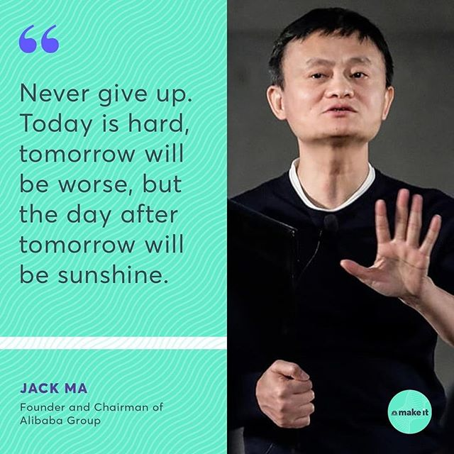 One of the three things all entrepreneurs need to succeed is reassurance. When you feel down, reassure yourself that sunshine is coming. And even better, try to feel that sunshine TODAY. - Follow 👉 @jaronlukasceo  Follow 👉 @jaronlukasceo  By @cnbcmakeit