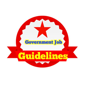 Government job guidelines