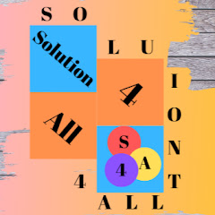 Solution 4 All