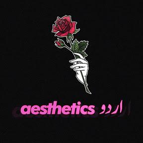 Aesthetics اردو