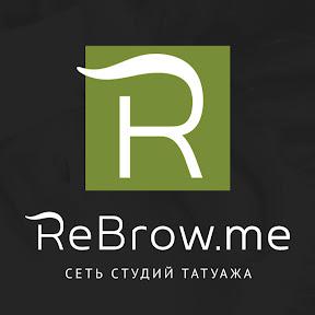 Федеральная сеть студий татуажа ReBrowme