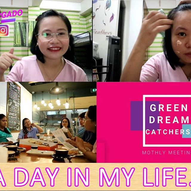 "Enjoy this A DAY IN MY LIFE + Meeting w/ Business Partners ( GreenDreamCatchers @CELLO'S DOUGHNUT SHANGRILA ) with me ❤ 🙂  Give this video a ""LIKE"" and comment down below 🙂 also subscribe to my YOUTUBECHANNEL: https://www.youtube.com/mylenebergado  https://youtu.be/Db4-A_bhW2E"