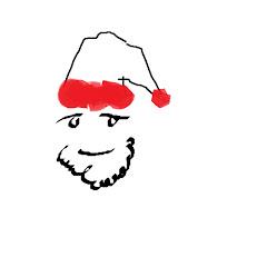 번역하는 산타