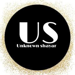 Unknown Shayar