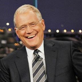 David Letterman 2015