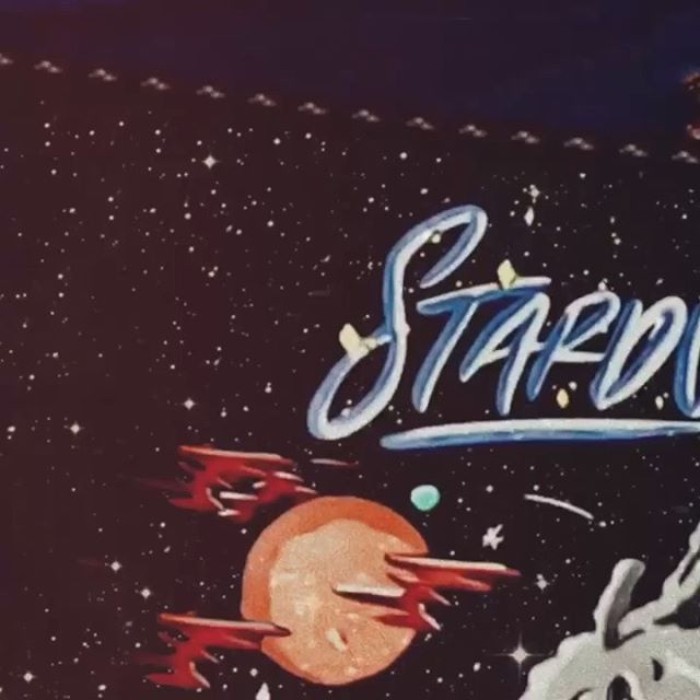 """Have you heard my new Jam """"Stardust""""!!? Issa vibee 💫 Do me favor and Click the link in my Bio!! 🎶 Animation by: @sabatinoofficial what's your favorite Shwayze song ever??"""