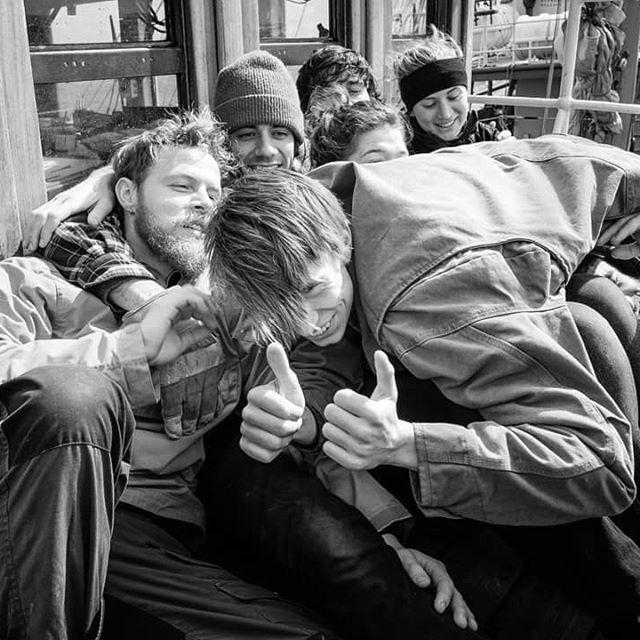 Crew time continues.  #barkeuropa #tallship #dutchtallships #fujifilmphotography #fujifilm #fujifilmx_au #fujifilmslovakia #acros #bwphotography #bw #documentaryphotography #crewlife #crew #blackandwhite #deckhand #deckhandlife #coffeetime☕