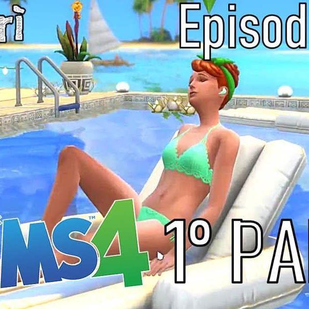 La prima parte dell'episodio 125 è online! Link del canale in bio! . . . . .  #thesims4 #thesims #gameplay #ita #youtube #youtubechannel #ts4 #kokorí