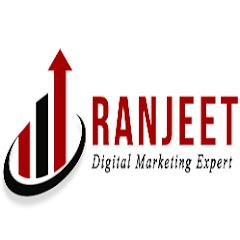 Ranjeet Digital Marketing Expert