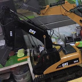 Infinity Toys Zone Phitsanulok Rc excavator