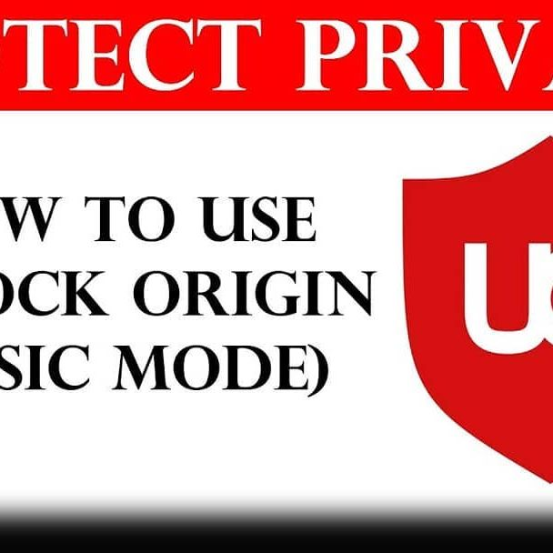 How to use uBlock Origin (basic mode) #cybersecurity #information  Click the link in bio for the video tutorial.  #whitearmourconsulting #infosec #howto #browser #privacy #protection #awareness #dataprotection #ublock #security #technology #firefox #chrome