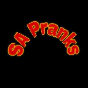 SA pranks