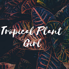 Tropical Plant Girl