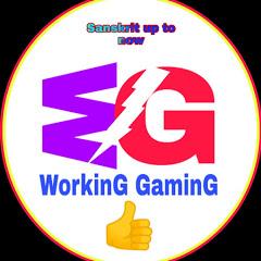 working gaming