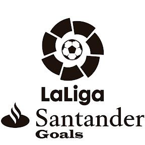 Football Goals La Liga Santander