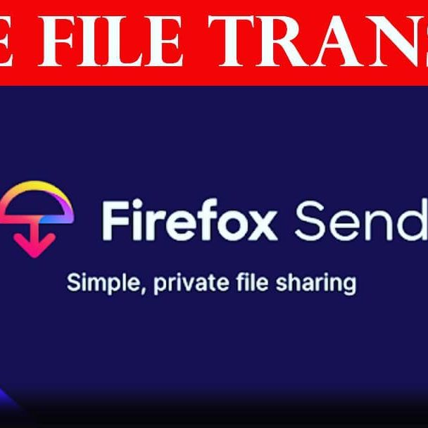 Free File Transfer - Firefox Send.  Check out our latest video, click the link in our bio. #toronto  #whitearmourconsulting