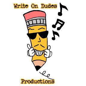 WRITE ON DUDES