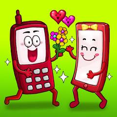 Phone Couple Story