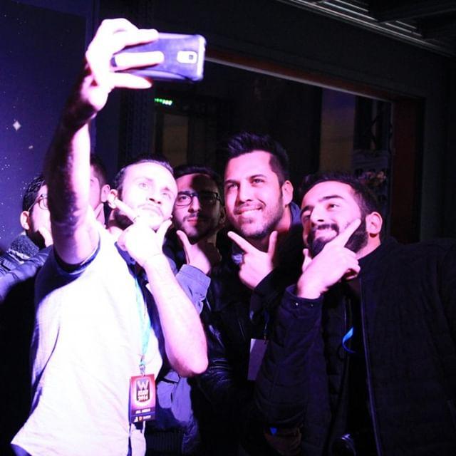 Ricordi dei Web Show Awards 2016. #WSA2016