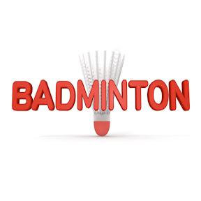 Badminton 羽毛球バドミントン