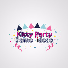 Kitty Party Game Ideas