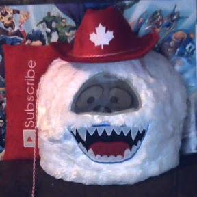 Canadian Snowman