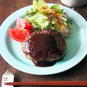 発酵したハンバーグ