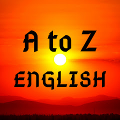 A to Z ENGLISH