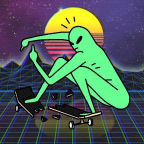 Ironic Alien