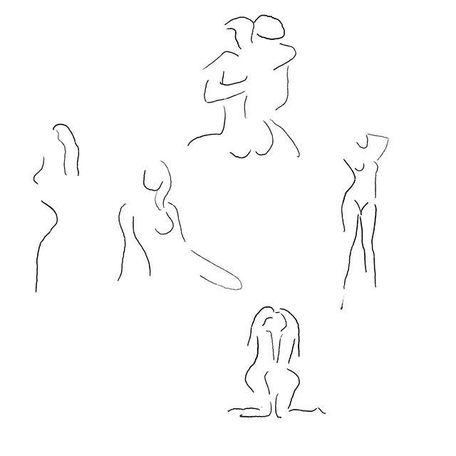 No importa las formas sino lo que eres  #digitalart  Tene tu figura preferida  #deepblue #arte #dibujar #puravida #lapiz