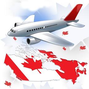 الهجرة و العيش في كندا