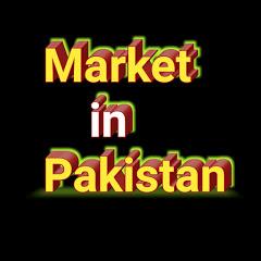 Markets in Pakistan