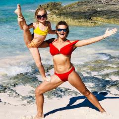 Bahamas Beach Body with Tamara