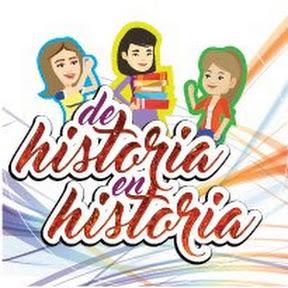 De Historia En Historia