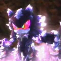 Mephiles111 Horror cat girl