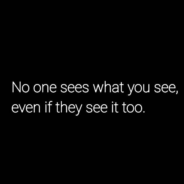 🙇♀️ 👁 👀 #perception #nuance #view #interpretation #concept #subconscious #imagination #understanding