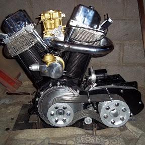 Мотоциклы от Виктора